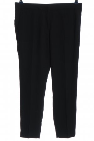 H&M Anzughose schwarz Casual-Look