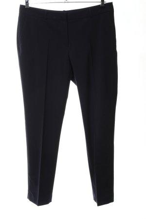 H&M Anzughose schwarz Business-Look
