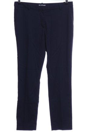 H&M Anzughose blau Casual-Look