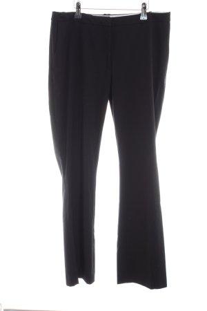 H&M Pantalón de vestir negro look casual