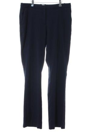 H&M Pantalón de vestir azul estilo «business»