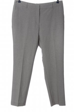 H&M Pantalón de vestir gris claro estilo «business»