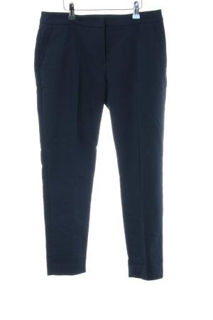 H&M Anzughose blau Business-Look