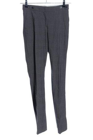 H&M Pantalón de vestir gris claro-negro estilo «business»
