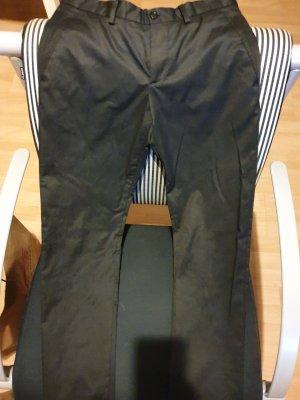 H&M Anzughose Herren   Größe XS   Schwarz
