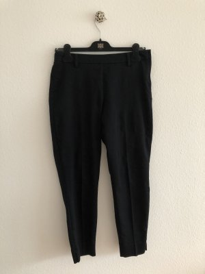 H&M Anzugshose / Schwarze Stoffhose