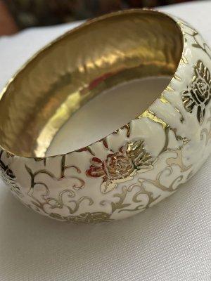 H&M Bangle white-gold-colored