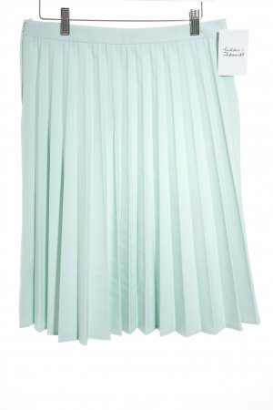 H&M Asymetryczna spódniczka turkusowy W stylu casual