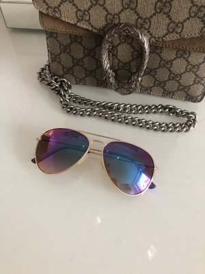 H&M Aviator Brille Shades Pink Top