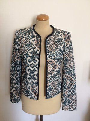 H&m Azteken Blazer Jacke Gr 36