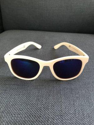 H&M Glasses white-blue acetate