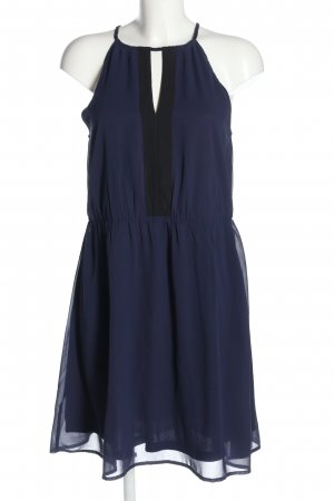 H&M Babydollkleid blau Casual-Look