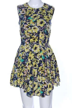 H&M Babydoll Dress flower pattern casual look