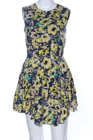 H&M Vestido babydoll estampado floral look casual