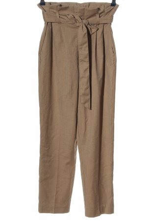 H&M Baggy Pants grün Casual-Look