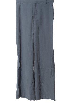 H&M Baggy broek lichtgrijs casual uitstraling