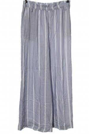 H&M Baggy Pants Streifenmuster Casual-Look