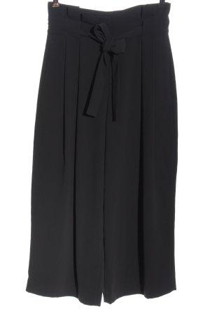 H&M Baggy Pants schwarz Business-Look