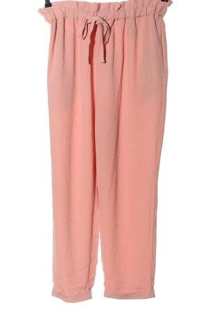 H&M Baggy Pants pink Casual-Look