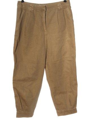 H&M Baggy Pants brown casual look