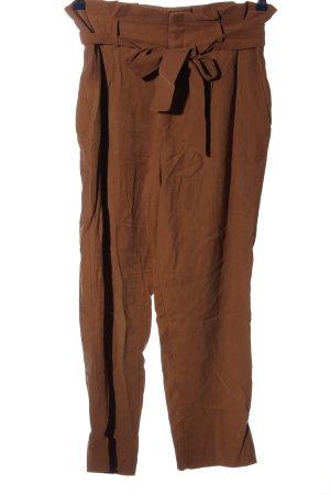 H&M Baggy broek bruin casual uitstraling