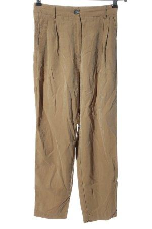 H&M Baggy Pants braun Casual-Look