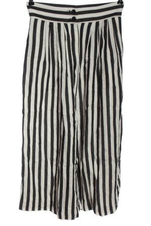H&M Baggy Pants striped pattern elegant