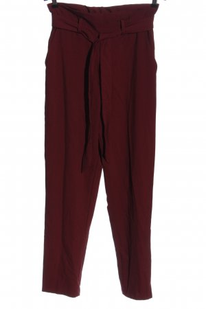 H&M Baggy Pants rot Casual-Look