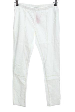 H&M Treggings weiß Casual-Look