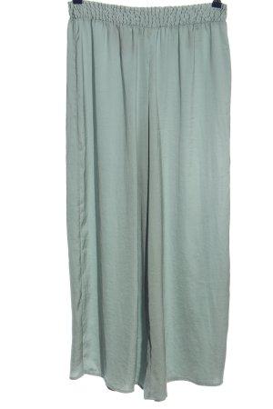 H&M Baggy Pants türkis Casual-Look