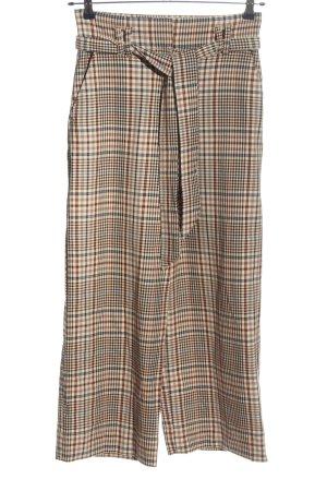 H&M Baggy Pants Karomuster Business-Look