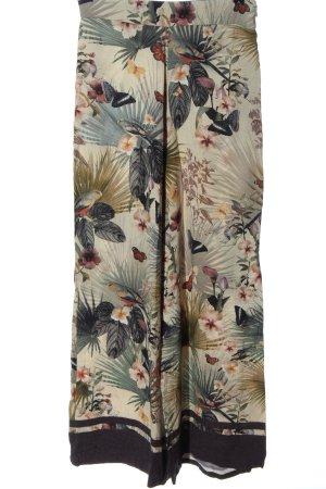 H&M Luźne spodnie Na całej powierzchni W stylu casual