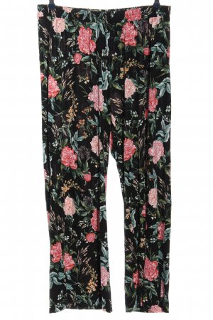 H&M Baggy Pants Allover-Druck Casual-Look