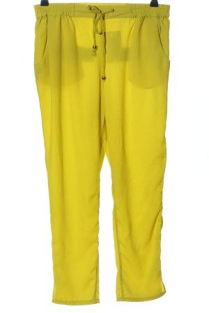 H&M Baggy broek sleutelbloem casual uitstraling