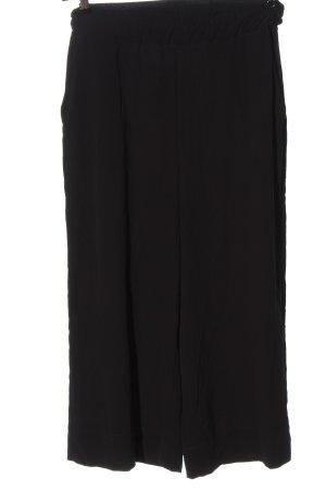 H&M Baggy Pants black business style