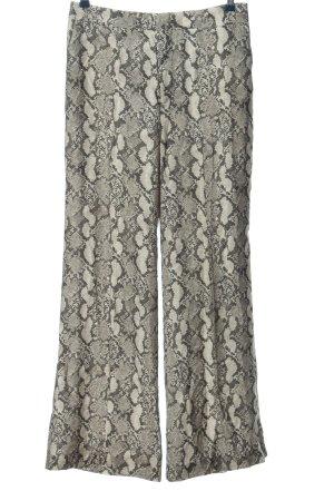 H&M Baggy Pants Allover-Druck extravaganter Stil