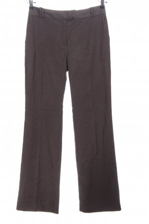 H&M Pantalon «Baggy» gris clair style d'affaires