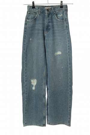 H&M Baggy Jeans blue simple style
