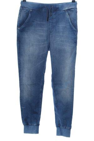 H&M Jeans baggy bleu style décontracté