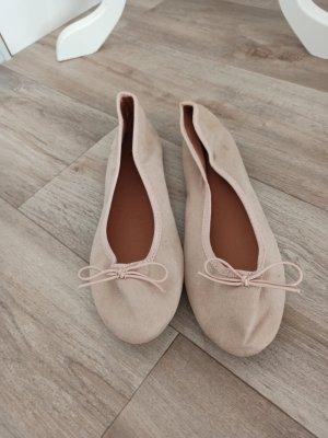 H & M Ballerinas