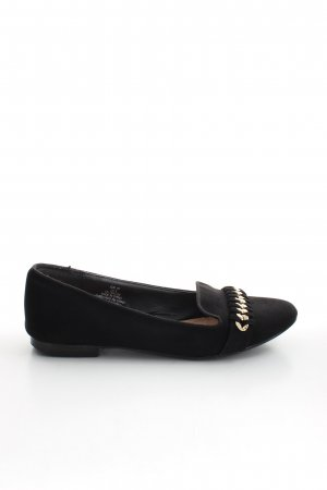 H&M Ballerinas schwarz Casual-Look