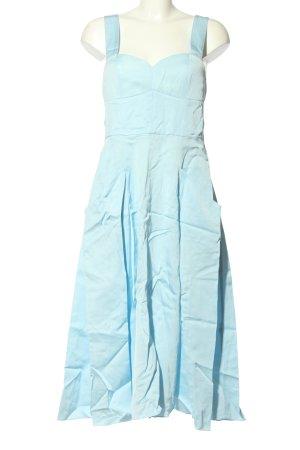 H&M Suknia balowa niebieski Elegancki