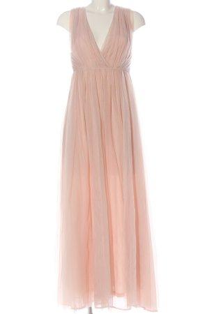 H&M Ballkleid nude Elegant