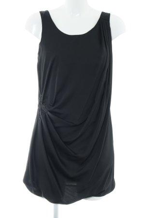 H&M Ballonkleid schwarz Elegant