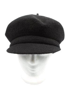 H&M Cappello da panettiere grigio chiaro puntinato stile casual
