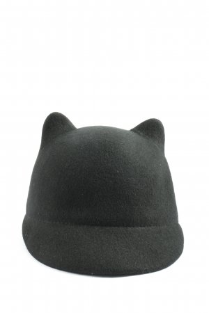 H&M Baker's Boy Cap black casual look