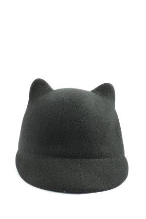 H&M Cappello da panettiere nero stile casual