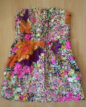 H&M Corsage Top multicolored