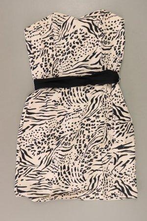 H&M Robe bandeau multicolore