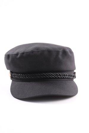H&M Casquette de baseball noir style décontracté